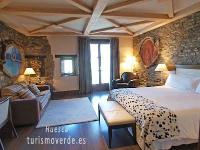 TURISMO VERDE HUESCA. Hotel Los Siete Reyes de Ainsa